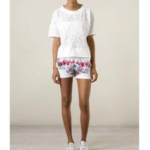 Adidas by Stella McCartney Floral Run Shorts